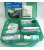Trousse de secours en polypropylène - 6 à 8 personnes