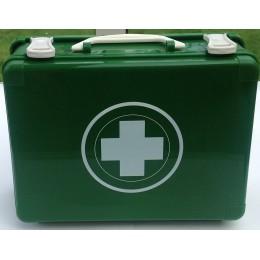 Trousse de secours, 4 personnes en polypropylène