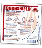 Compresse stérile BURNSHIELD  10 x 10 cm, pour brûlures