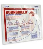 Compresse stérile BURNSHIELD  20 x 20 cm, pour brulures